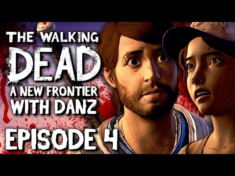 """The Walking Dead: A New Frontier Ep4 """"Thicker Than Water"""" with Danz"""