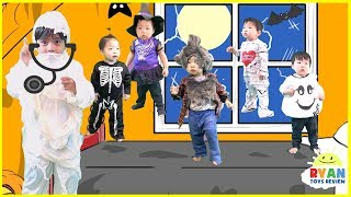 Five little monkeys jumping on the bed Nursery Rhymes and more!