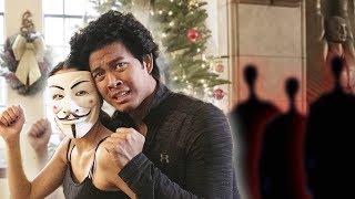 Hackers Invade Hacker Girls Christmas Epic Project Zorgo Battle