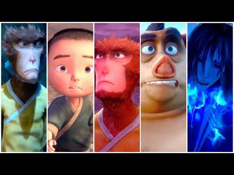Monkey King Hero is Back - All Cutscenes - Full Game Movie