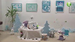 «Різдвяна-феєрія»-виставка учнів мистецьких шкіл Хмельницького