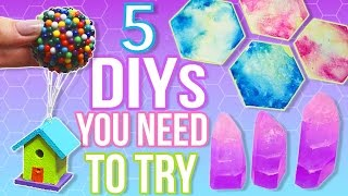 Hey Blushers! Hope you guys enjoy this 5 DIYs to do When You are Bored! These are 5 DIYs that you should definitely try if you are bored and want to be creative! Let me know if you want me to do another DIYs to do When You Are Bored video and I will totally do that! Which DIY will you try when you are bored? Let me know!xoxo Leah5 DIYS TO DO WHEN YOU'RE BORED #2: http://y2u.be/y86zWT6bYOwINSTAGRAM SLIME TESTED #1: http://y2u.be/3s-GnuNDgskDIY INSTAGRAM SLIME TESTED #2: http://y2u.be/3s-GnuNDgskDIY PINTEREST SLIME TESTED: http://youtu.be/HiA6uEpIpq8UNICORN SLIME TESTED: http://youtu.be/DMBSHetMPvIDIY KINETIC SAND: http://youtu.be/Ubu32BhvFMAI N S T A G R A Mhttp://instagram.com/keepcalmandblushonS N A P C H A Thttps://www.snapchat.com/add/blushonandonT W I T T E Rhttps://twitter.com/BlushOnAndOnF A C E B O O Khttps://www.facebook.com/keepcalmandblushonP I N T E R E S Thttp://pinterest.com/leah_pripps/♡Lens I use: http://amzn.to/2dbkbr0