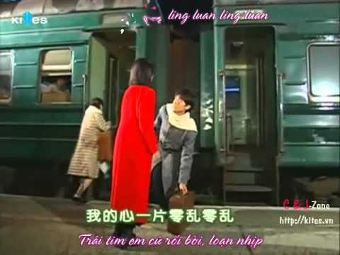 [Vietsub+Kara] Sân Ga Ly Biệt (OST Tân Dòng Sông Ly Biệt) - Triệu Vy