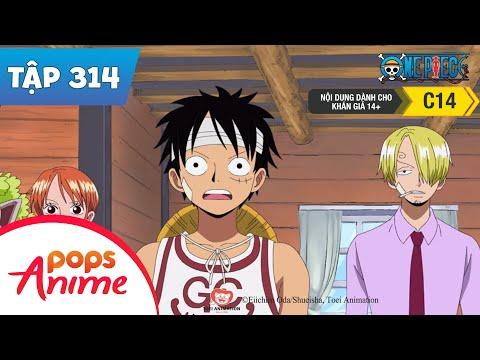 One Piece Tập 314 - Dòng Họ Siêu Đẳng? Ba Của Luffy Lộ Diện! - Đảo Hải Tặc - Thời lượng: 24:01.