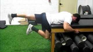 【臀部の強化&活性化】補強にもおすすめ!「プローンヒップランニング」
