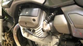 6. Moto Guzzi Breva 750 issue