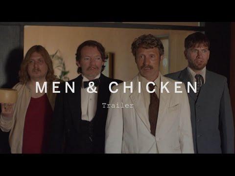 Men & Chicken (Clip 'Car')