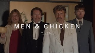 Men And Chicken Trailer