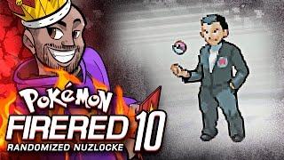 RANDALL EVOLVES?! Pokémon Fire Red REALLY Randomized Nuzlocke Ep 10 w/ TheKingNappy! by King Nappy