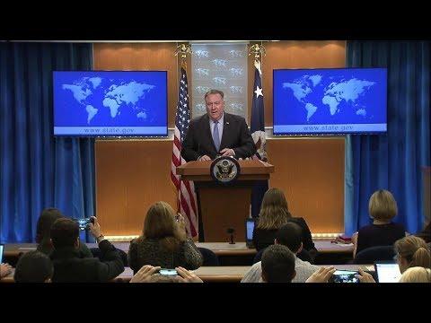 Video - ΗΠΑ: Μήνυμα στην Άγκυρα για τις τουρκικές προκλήσεις στην κυπριακή ΑΟΖ
