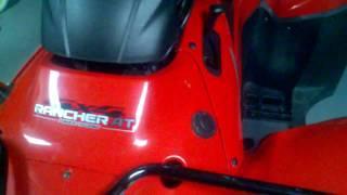 9. Accessory Power Wiring On My 2010 Honda Rancher ATV