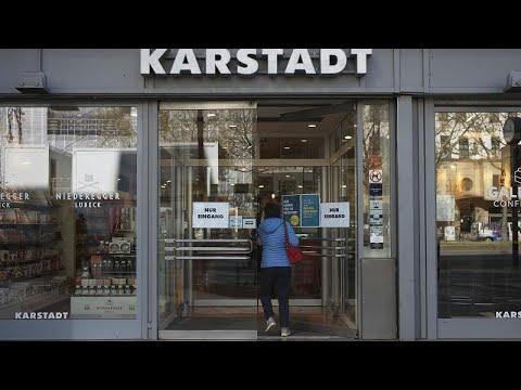 Europa: Schrittweise Öffnung nach Coronahoch - Shops, Kindergärten, sogar Strände