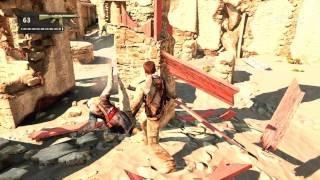 Обзор игры Uncharted 3: Drake's Deception