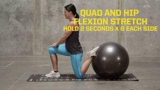 SKLZ Trainer Ball Workout Recovery Video