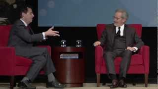 Steven Spielberg, Doris Kearns Goodwin & Tony Kushner Discuss