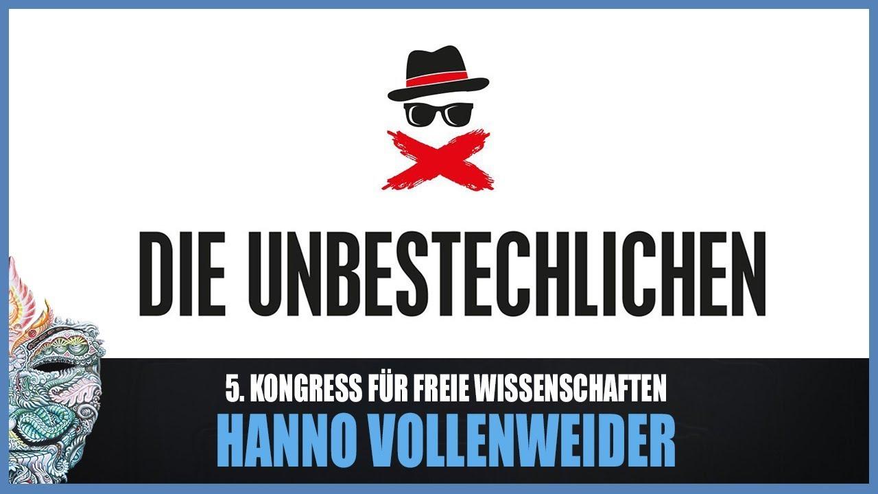 """""""Bankster"""" & Author Hanno Vollenweider im Interview – 5. Kongress für freie Wissenschaften"""