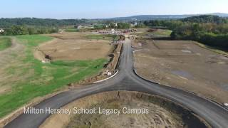 Legacy Campus Construction