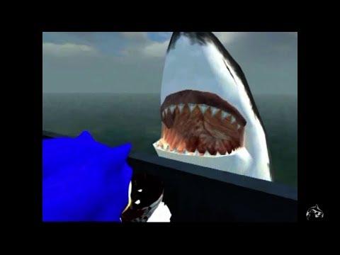 Sonic in Jaws [ORIGINAL 2009 VERSION]