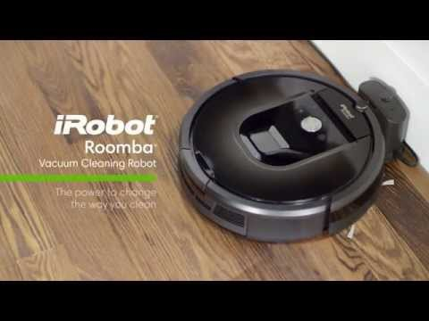 TUTORIAL ASPIRAPOLVERE ROBOT Roomba 980 iRobot