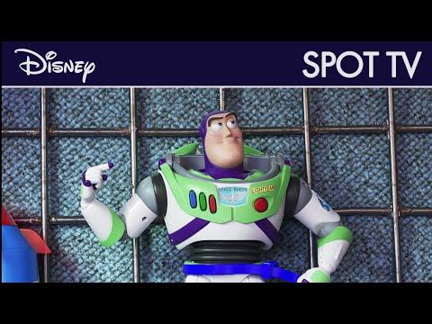 Toy Story 4 - Spot TV VF