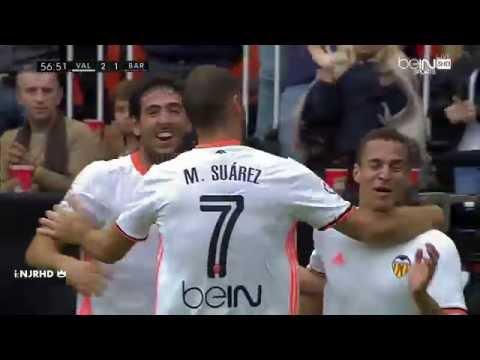 Barcelona vs Valencia 3 2 All Goals 22 10 2016 HD
