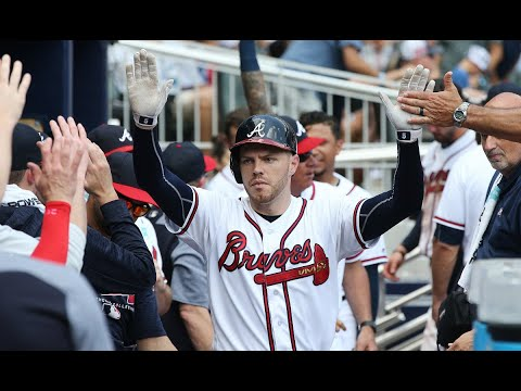 Freeman provides offensive lift for Braves in win over Mets