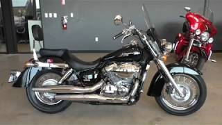 4. 501569   2009 Honda VT750C Shadow Aero Used motorcycles for sale
