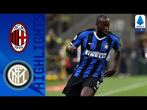 Milan 0-2 Inter Inter Take the Win in Milan Derby Serie A