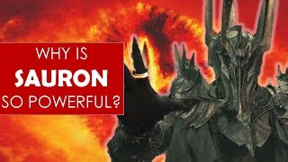Video Why is Sauron so powerful? [ Lord of the Rings l The Silmarillion l Tolkien ] MP3, 3GP, MP4, WEBM, AVI, FLV Januari 2019