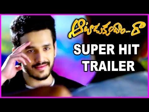 Akhil Dance Trailer - Aatadukundam Raa Movie | Sushanth | Sonam Bajwa