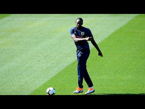 Fußball: Usain Bolt bei australischem Erstligisten
