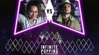 Cintia vs Temps – INFINITE POPPING 2018 SEMI FINAL