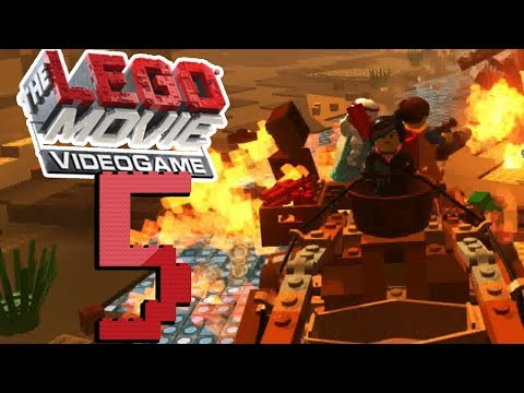 videogame - Let's Play The Lego Movie Videogame [Deutsch/Blind/Wii U Version/Full HD] Part 5: Schießerei im Wilden Westen ▻ Meinen Kanal abonnieren: http://goo.gl/440Rdg...