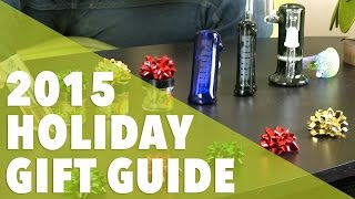 Holiday Gift Guide 2015  //  420 Science Club by 420 Science Club