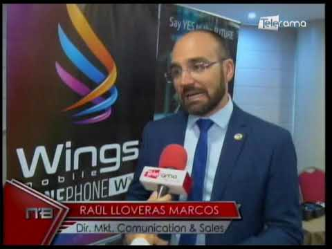 Empresa española Wings Mobile ingresa al Mercado Ecuatoriano