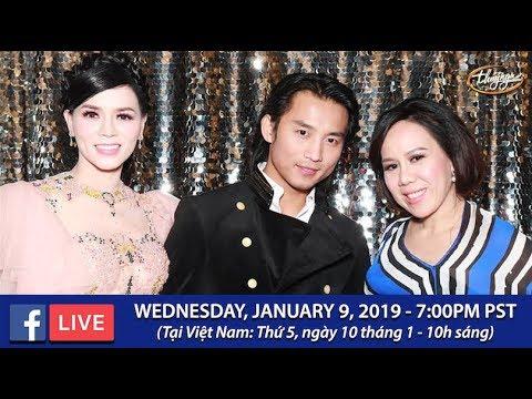 Livestream với Mai Thiên Vân, Đan Nguyên, Băng Tâm - Jan 9, 2019 - Thời lượng: 1:14:07.