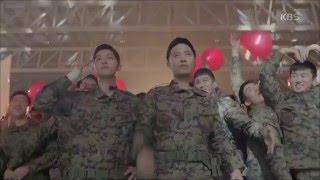 Download Video [태양의 후예] - 송중기-진구, 레드벨벳 등장에 부대원들과 '떼창' MP3 3GP MP4
