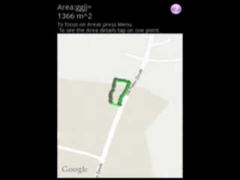 Video of Area & Distance Calculator GPS