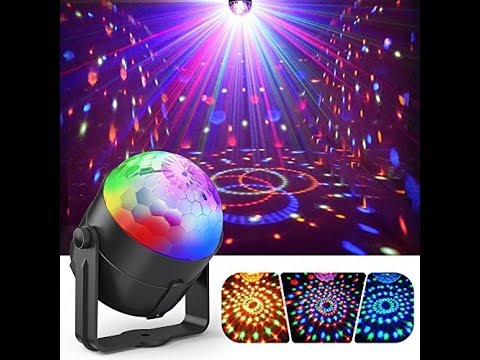 10€ BIS 15€ | LED PARTY LAMPE