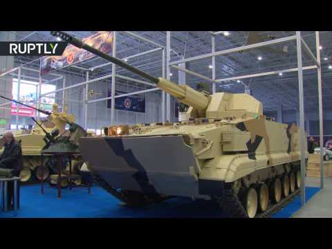 'Advanced Military Robotics for 2025': Russian manufacturers unveil latest creations