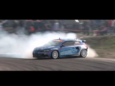 BEST DRIFT VW SCIROCCO 2016