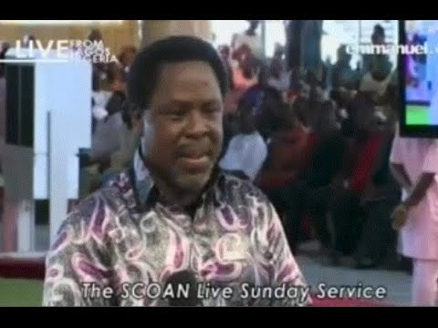 SCOAN 19/06/16: The Full Live Sunday Service with TB Joshua At The Altar. Emmanuel TV