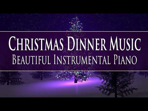 1 HOUR Christmas Music DINNER PLAYLIST ♫- Instrumental Classics on Piano