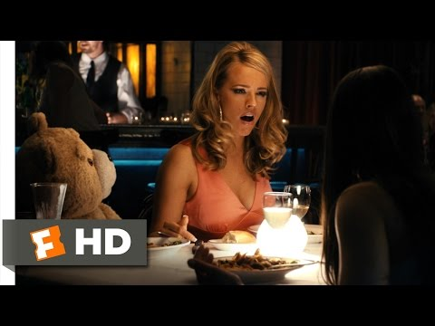 Ted (7/10) Movie CLIP - Ted's Girlfriend (2012) HD
