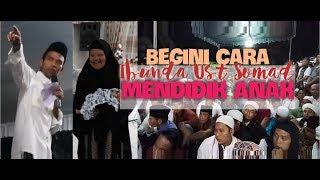 Video Ceramah Lucu UAS, Begini Cara Ibunda Ust Somad Mendidik Anak !? MP3, 3GP, MP4, WEBM, AVI, FLV Maret 2019