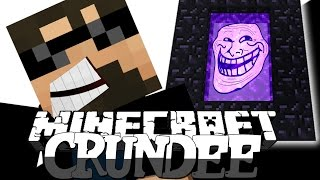 Minecraft: CRUNDEE CRAFT | MULTI-DIMENSIONAL TROLL [42]
