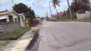 Christ Church Barbados  city photo : Barbados Bicycle cam # 33 [Christ Church East Central]