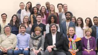 American Repertory Theater Institute For Advanced Theater Training at Harvard University