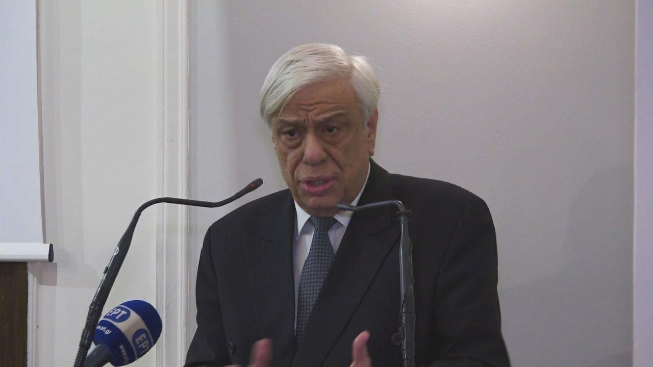 Ο ΠτΔ στη συνεδρίαση για την Πανελλήνια Επιτροπή Διεκδίκησης των Γλυπτών του Παρθενώνα