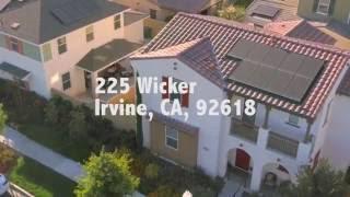 Drone video tour : Irvine listing